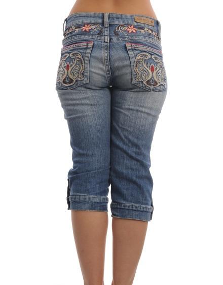 Дамски къси панталони Mini Bleu