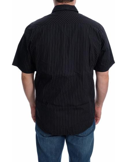 Мъжка риза с къс ръкав Angelo Litrico