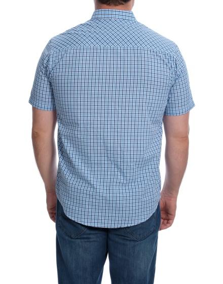 Мъжка риза с къс ръкав Reward