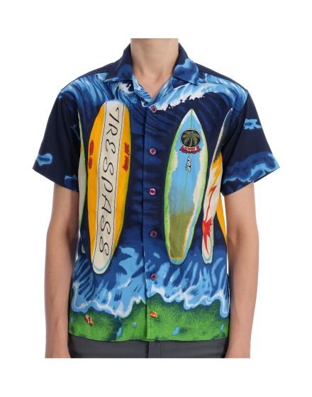 Детска риза с къс ръкав Trespass