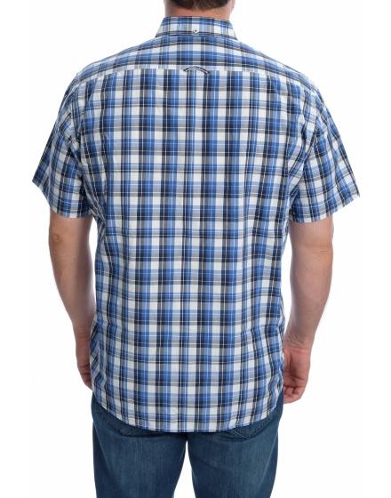 Мъжка риза с къс ръкав Marc O`Polo