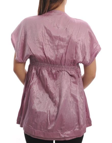 Дамска блуза с къс ръкав LMC