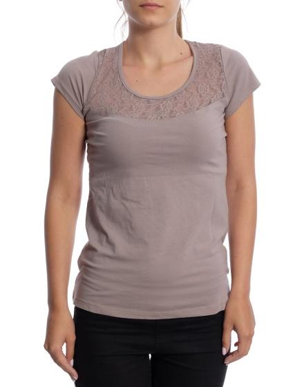 Дамска блуза с къс ръкав HDM