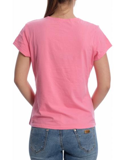 Дамска блуза с къс ръкав Jirgoo