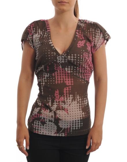Дамска блуза с къс ръкав MEXX