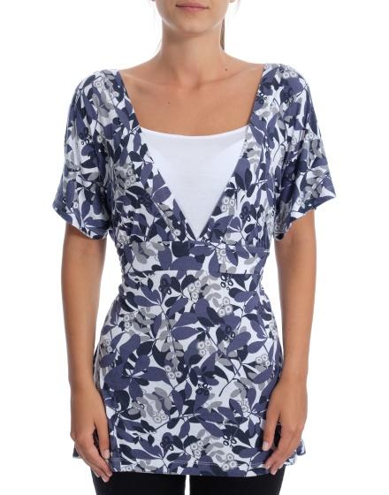 Дамска блуза с къс ръкав Pescara