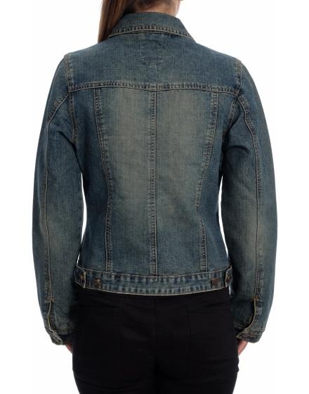 Дамско дънково яке Girls Wear