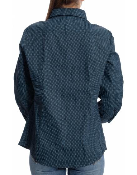 Дамска риза с къс ръкав Multi Wear