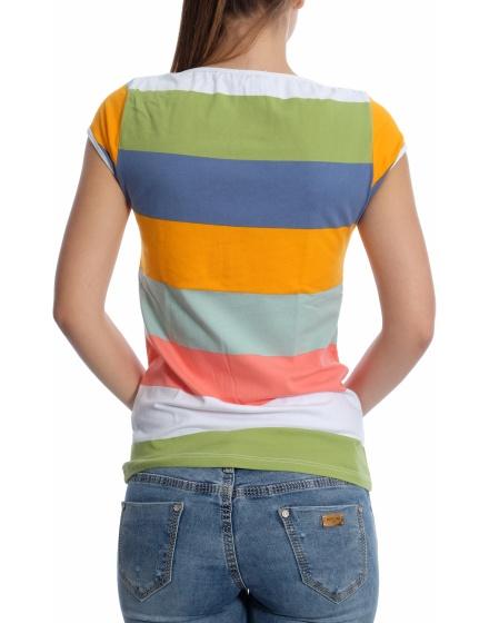 Дамска блуза с къс ръкав Emtivi