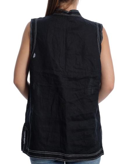 Дамска блуза с къс ръкав Fusion