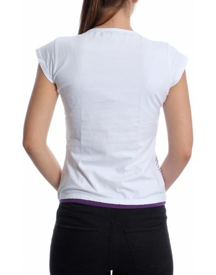 Дамска тениска Nhm New Fashion