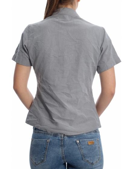 Дамска риза с къс ръкав Wrangler