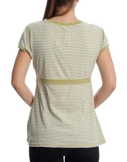 Дамска блуза с къс ръкав Tatwm