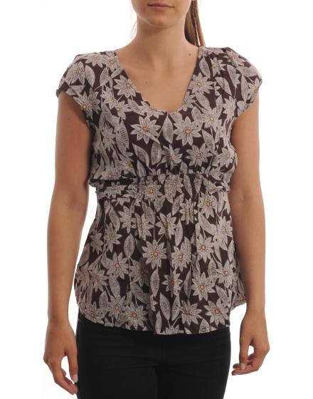 Дамска блуза с къс ръкав Quiosque