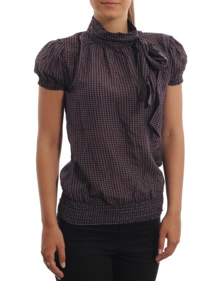 Дамска блуза с къс ръкав Reserved