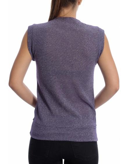 Дамска блуза с къс ръкав Miss Berge