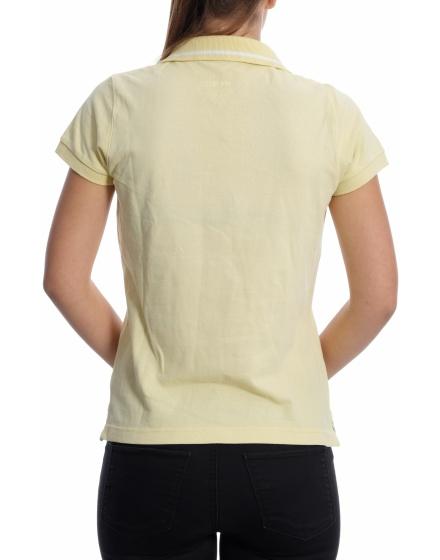 Дамска блуза с къс ръкав Manguun