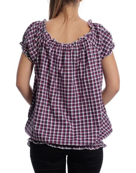 Дамска блуза с къс ръкав CLOCKHOUSE
