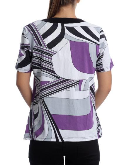 Дамска блуза с къс ръкав C.A.N.D.A