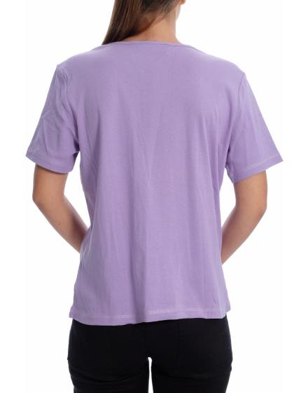 Дамска блуза с къс ръкав Fairfield