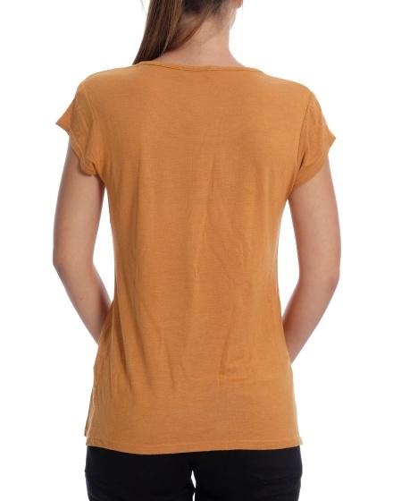 Дамска блуза с къс ръкав Just Pebbles