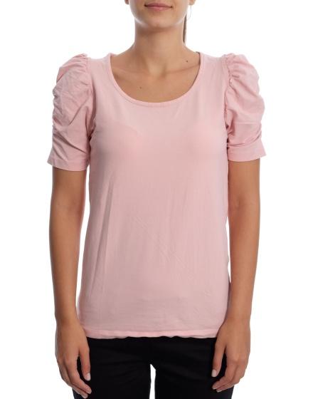 Дамска блуза с къс ръкав Basic Equipment