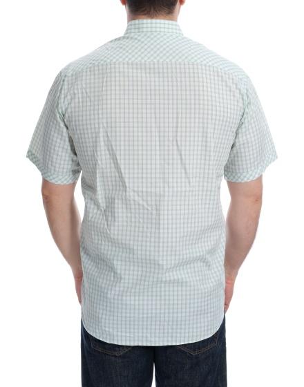 Мъжка риза с къс ръкав C.A.N.D.A
