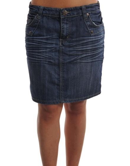 Дънкова пола Paris Hilton Jeans