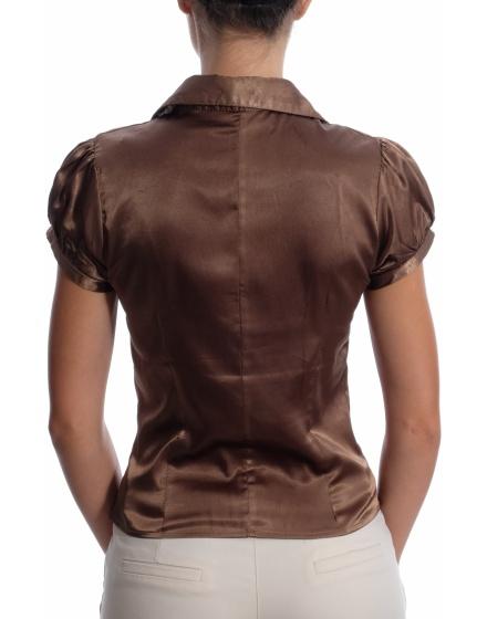 Дамска риза с къс ръкав Joanna