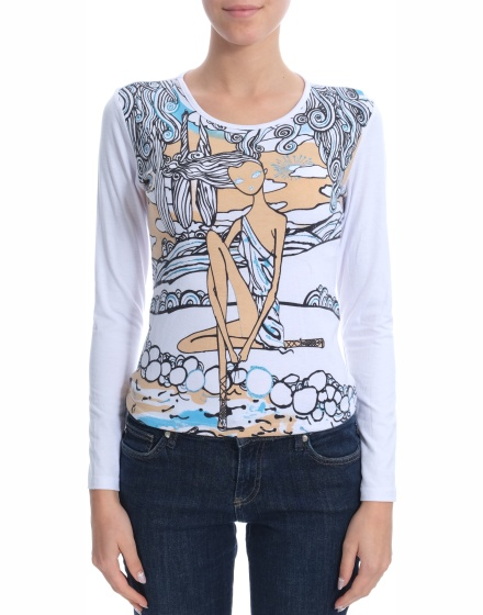 Дамска блуза Ausvna