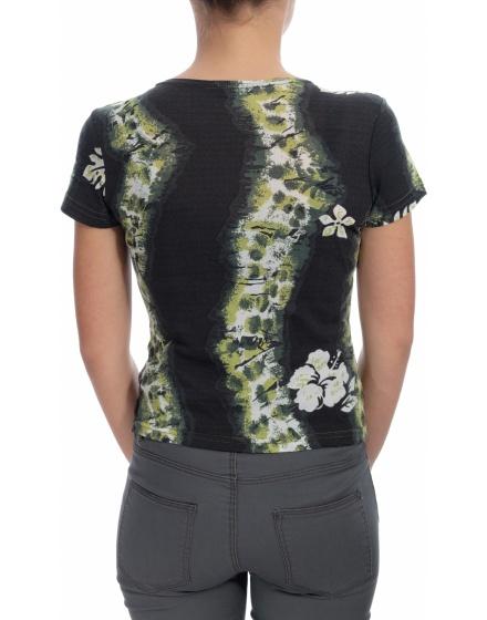Дамска блуза с къс ръкав Кико & Е.С.