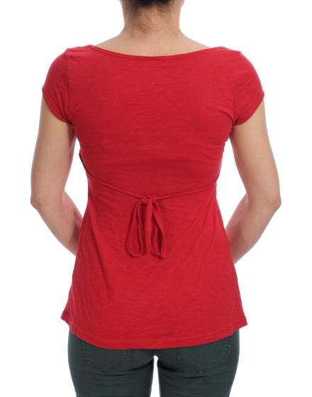 Дамска блуза с къс ръкав Camaieu