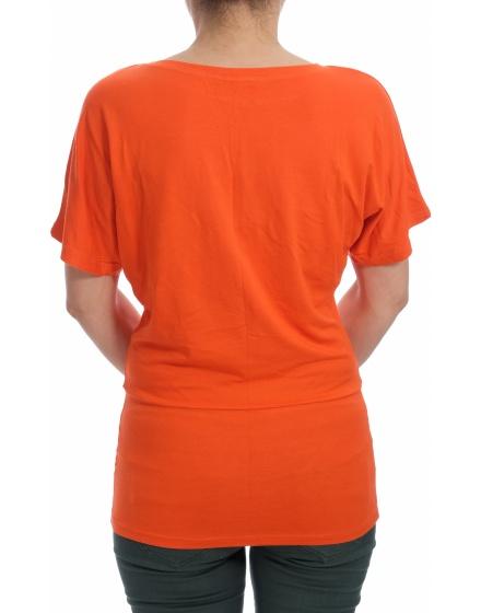 Дамска блуза с къс ръкав Zentex