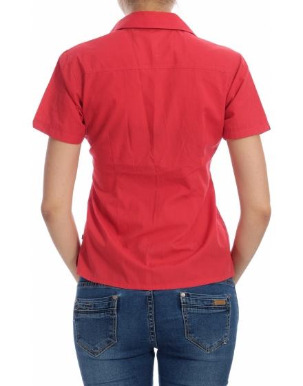 Дамска риза с къс ръкав Henderson