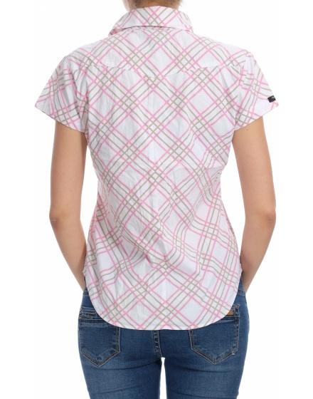 Дамска риза с къс ръкав Diverse