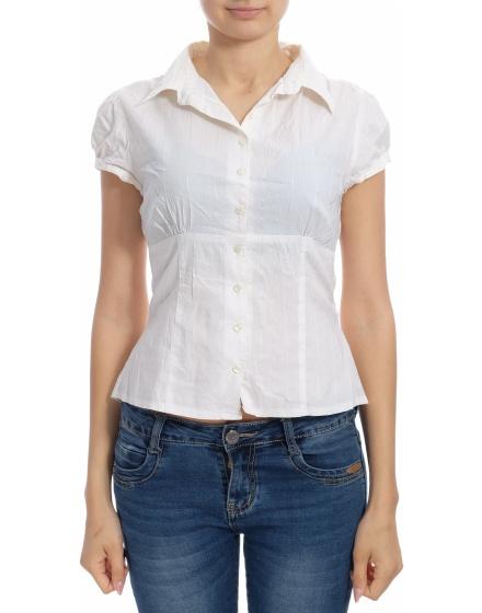 Дамска риза с къс ръкав Orsay
