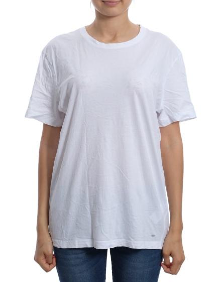 Памучна тениска Tom Tailor