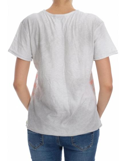 Памучна тениска ZARA