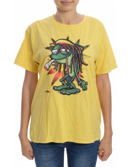 Памучна тениска Gildan
