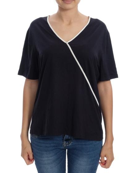 Дамска блуза с къс ръкав Nanso