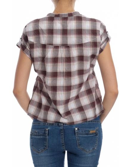 Дамска риза с къс ръкав H&M Mama