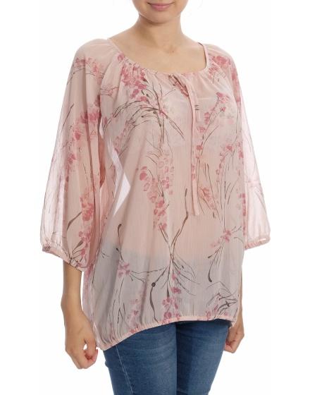 Дамска блуза с къс ръкав Soya Concept