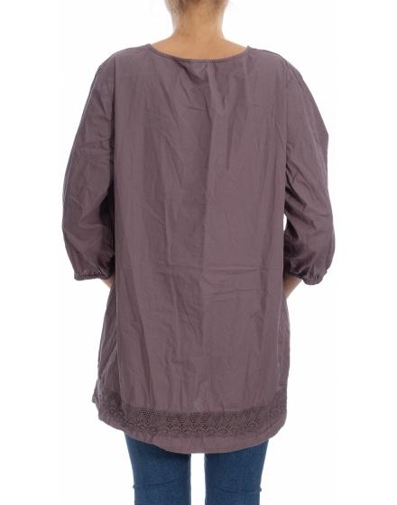 Дамска блуза с къс ръкав Arrival