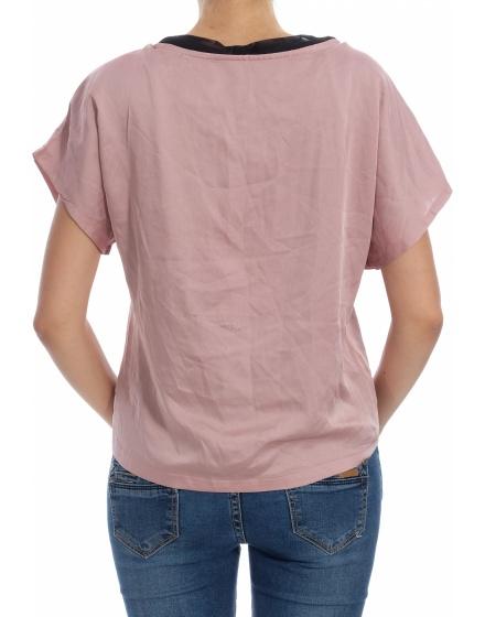 Дамска блуза с къс ръкав ONLY