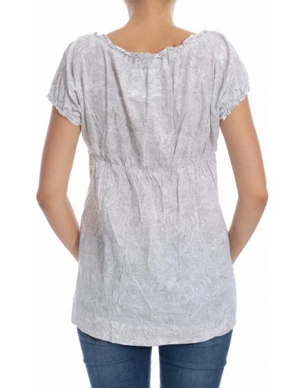 Дамска блуза с къс ръкав Two Days Later
