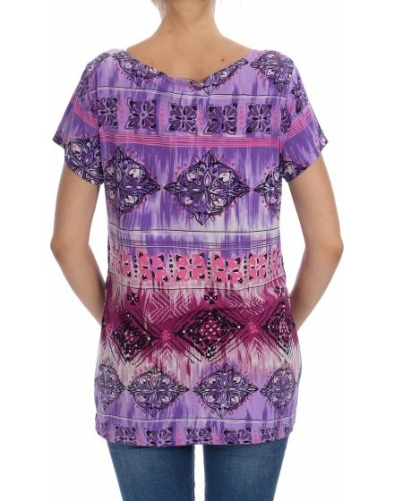 Дамска блуза с къс ръкав Divinity