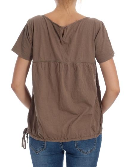 Дамска блуза с къс ръкав Bon' A Parte