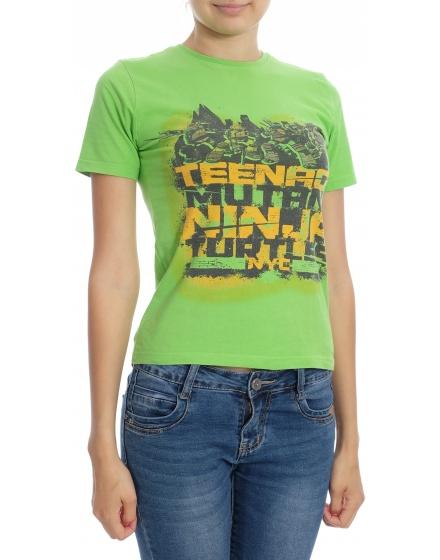 Дамска тениска Turtles Ninja