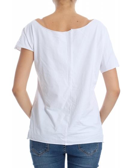 Дамска блуза с къс ръкав Giocco