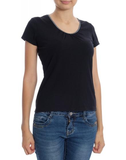 Дамска блуза с къс ръкав Lindex